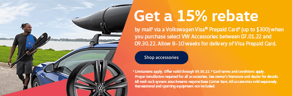 Image of details regarding 15% rebates. Click to view rebate